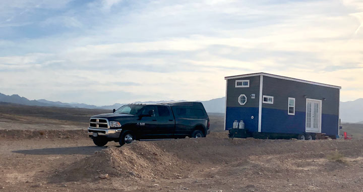 Offroad Tiny Home