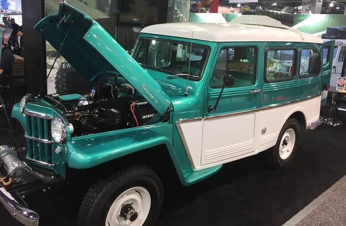 Classic 4WD