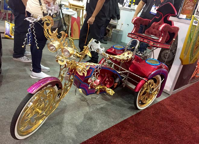 low rider trike