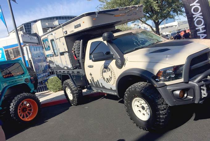SEMA Overlander Truck
