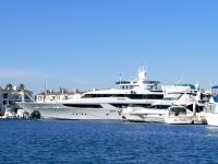 Newport Beach Harbor Yacht
