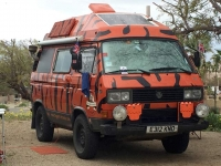 Tigger's Travels 4WD VW Adventure Van