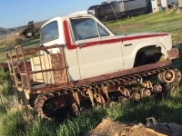 Truck? Trctor? Trucktor! Rawlins, Wyoming