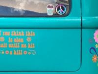 Lake City Hippie Van