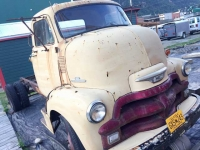 Turnip Truck, Skagway Alaska