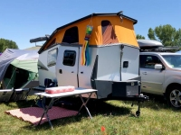 Rocky Mountain Overlander Rally Trailer Tent Camper