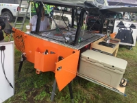 Rocky Mountain Overlander Rally Colorado Backcountry Trailer