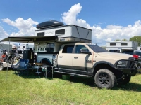 Rocky Mountain Overlander Rally Truck Camper Dodge Power Wagon
