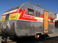 Lagunitas Brewing trailer