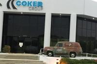 Coker Tires Old Truck