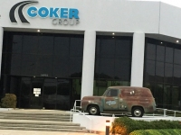 Coker Tires Old Truck