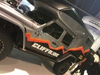 Cliffride Truck Conversion at SEMA 2018