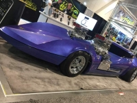 Custom Car at SEMA 2018