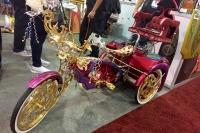 SEMA 2019 Auto Show Custom Low Rider Trike