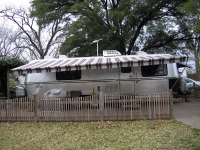 Another great Airstream in Austin, Texas
