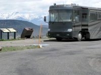 the fockers make it to Warner Point at Black Canyon National Park