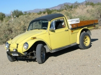 VW Bug Wagon at Slab City