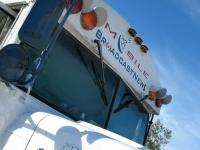 Mobile Broadcast News Nomadjik Media Bus