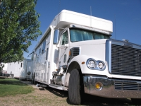 Big Rig RV with Trailer