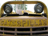 D4 Caterpillar Grille Vickers Ranch Colorado