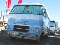 Classic Travco RV at Quartzsite