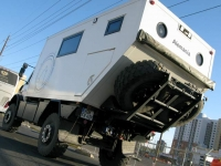 Overlander RV Boondocking Las Vegas