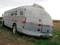 1947 Flxible Bus RV Conversion