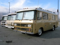 Retro RV Cortez Casino Camping at Morongo