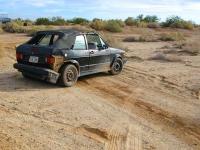 Slab City Abandoned Car