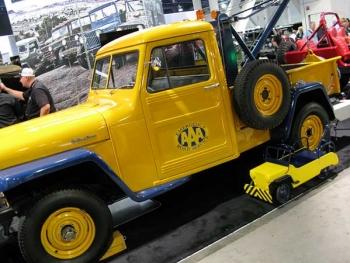 SEMA 2016 Custom Cars and Rig Builds