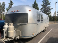 An actual Dirty Airstream!