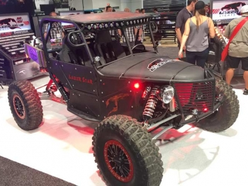 Lazer Star Custom ATV at SEMA 2018