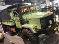 Classic Military truck at SEMA 2018