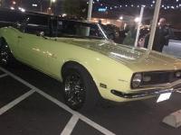 Classic 68 Camaro at Italian American Club, Las Vegas