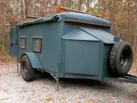 Homemade Mobile Personal Assault Unit
