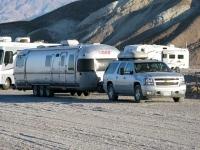 Death Valley Airstream