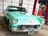 Classic 1955 Thunderbird