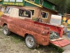 Old Ddge Van at Jade City Cassiar Mountain Jade Store