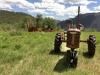 Vickers Old Farmall Tractor