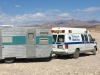 Free Boondocking at Lake Mead