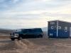 Tiny Home towed to Lake Mead, Nevada