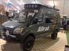 SEMA 2019 Auto Show Overlander Van