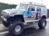 East LA Warrior Tribute Hummer