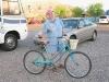 Humdinger Becky and her $5 Bike