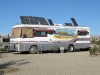 Off Grid Solar RV Boondocking at Slab City