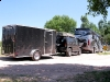 Class A Bus Hummer Boat Trailer Monster Rig