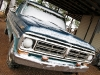 1971 Old Blue Ford 250 Ranger XLT