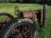 Vickers Ranch Old Farmall Tractor