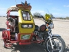 Philippines Motorcycle Sidecar Slab City