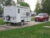 Shadow Cruiser tiny trailer